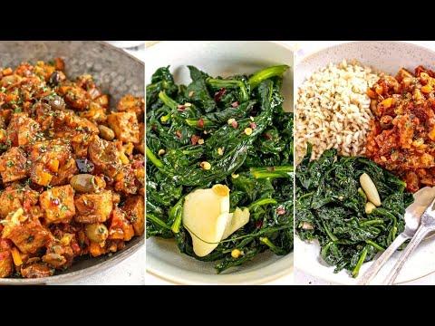 VEGAN DINNER 006: TOFU CACCIATORE - You've never had tofu like this.