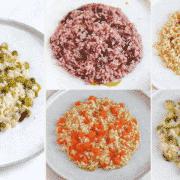 easy vegan risotto
