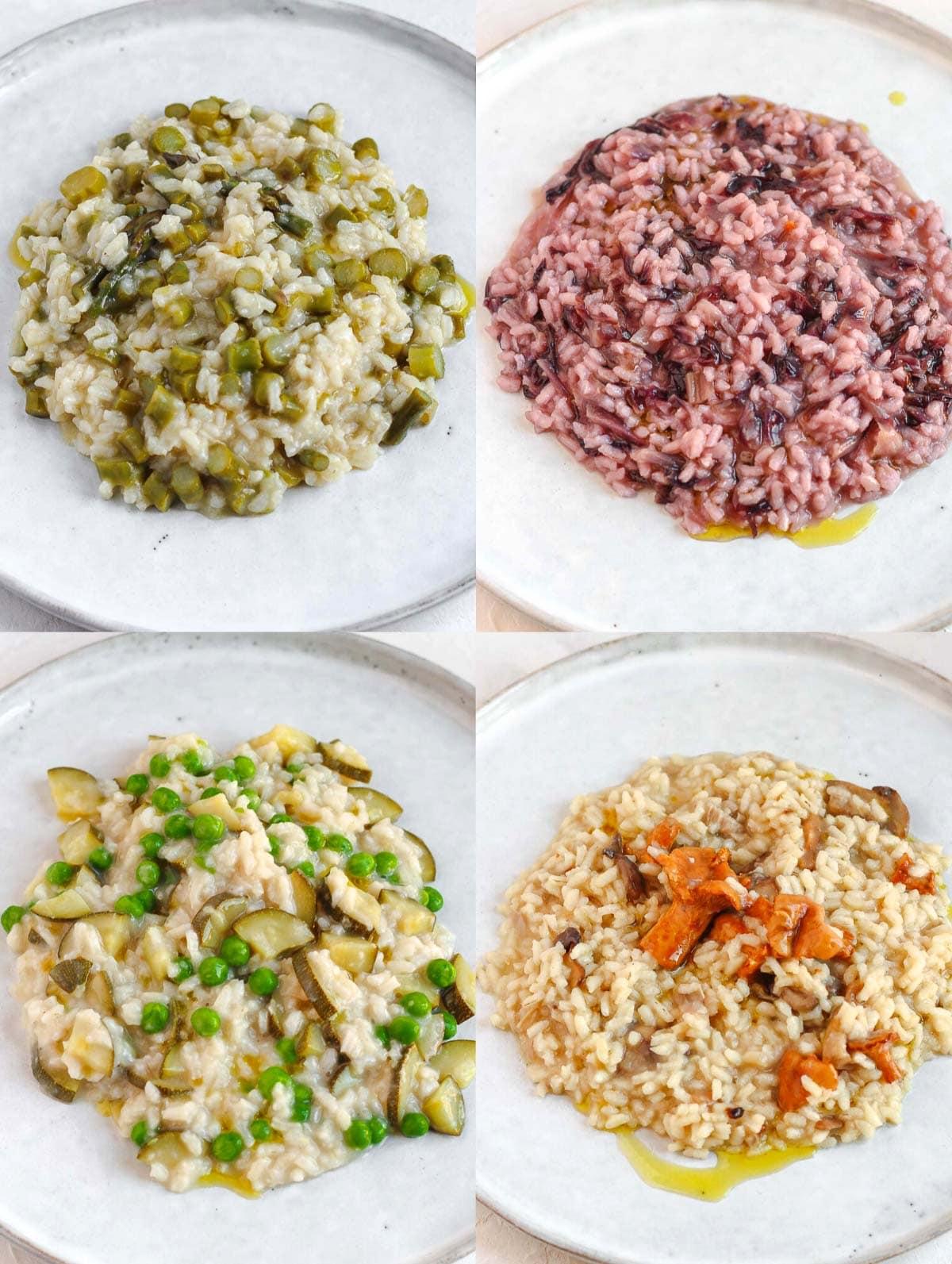 risotto vegano facile