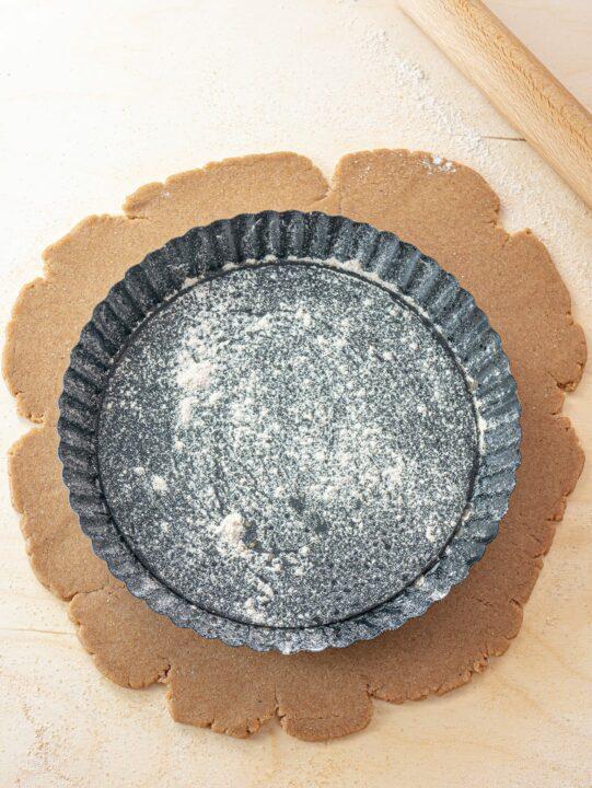 misuriamo la grandezza della crostata
