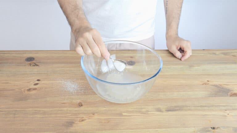 Add the sugar