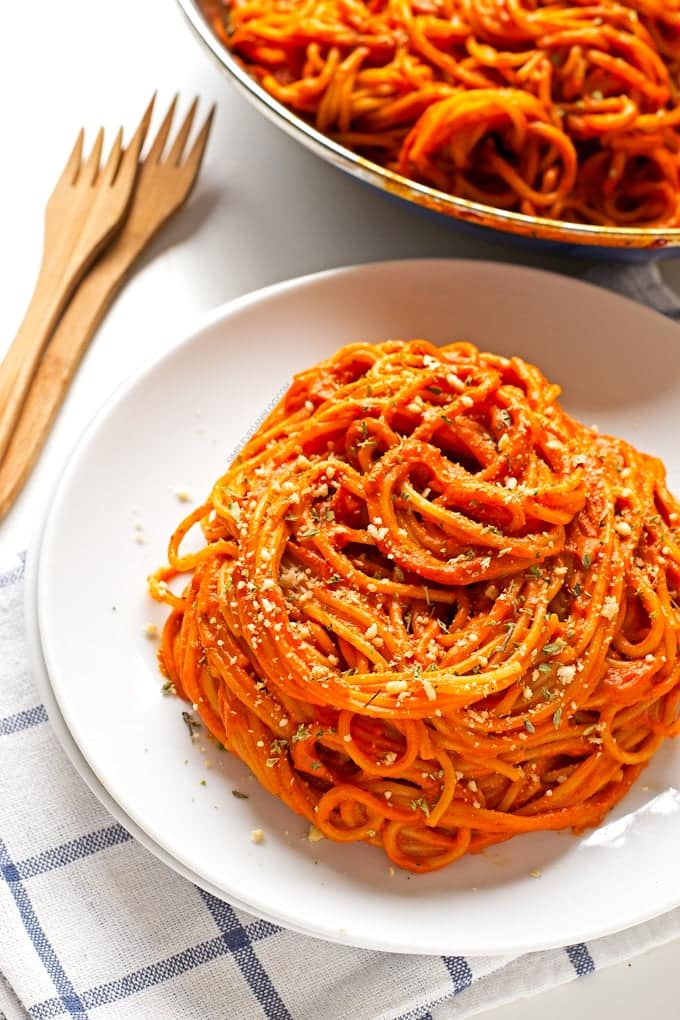 Simple-vegan-Piquillo-pepper-pasta-gluten-free-3