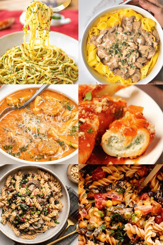 34 Best Vegan Pasta Recipes