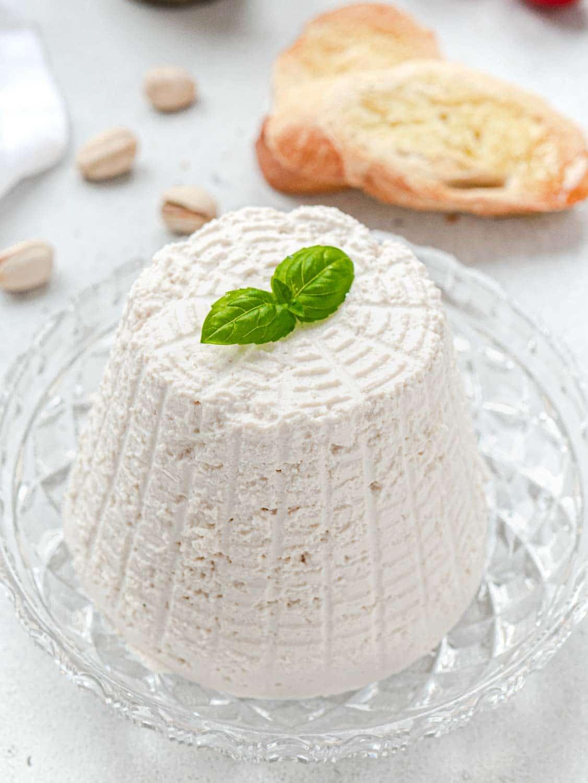 Vegan Italian Ricotta Nut-free
