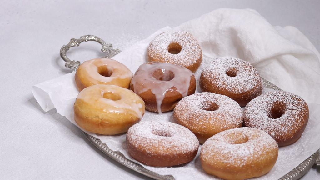 Vegan Donuts Italian Ciambelle Step-15