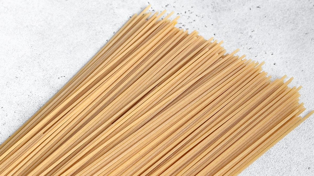 bronze cut spaghetti