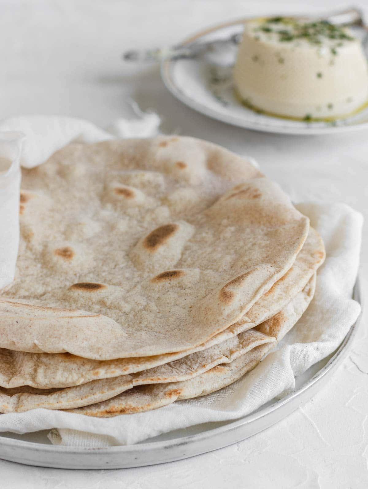 piadina - Italian flat bread