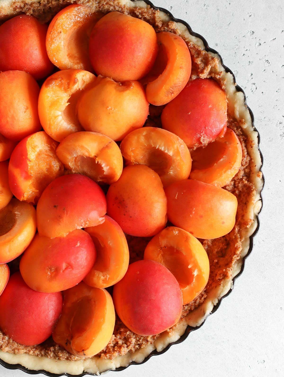 how to arrange the fruit