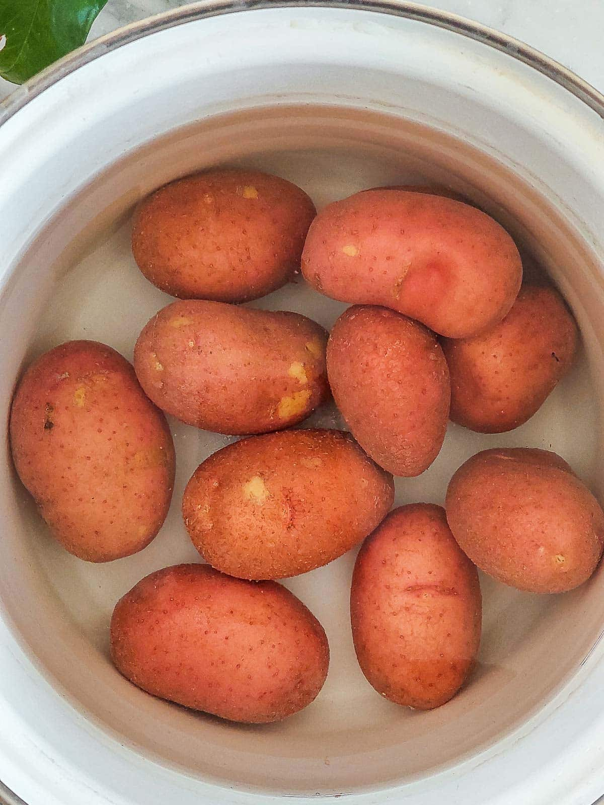 bollire le patate in acqua