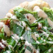 californian flatbread pizza