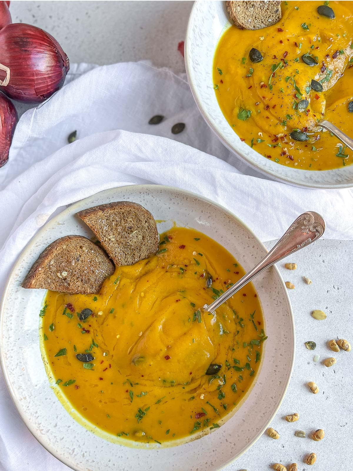 ted butternut squash soup
